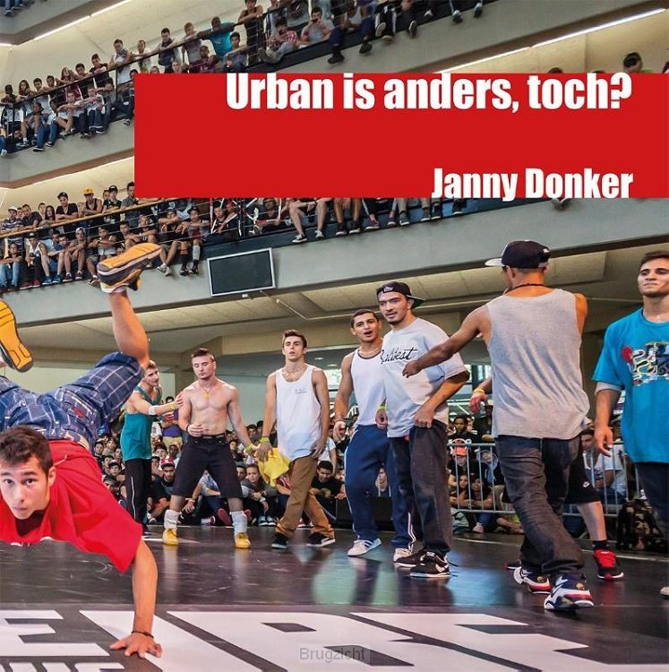 Urban is anders, toch?