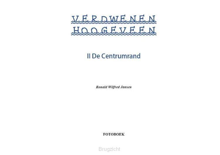 Verdwenen Hoogeveen
