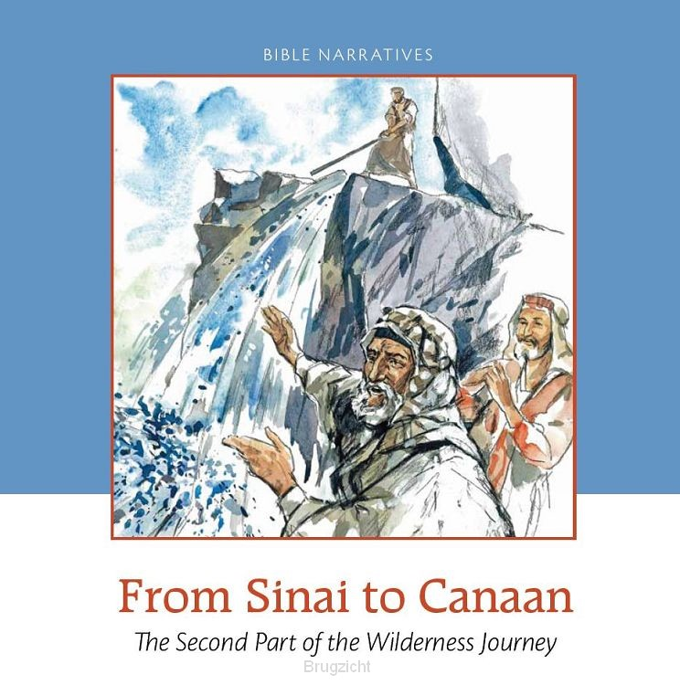 From sinai to canaan