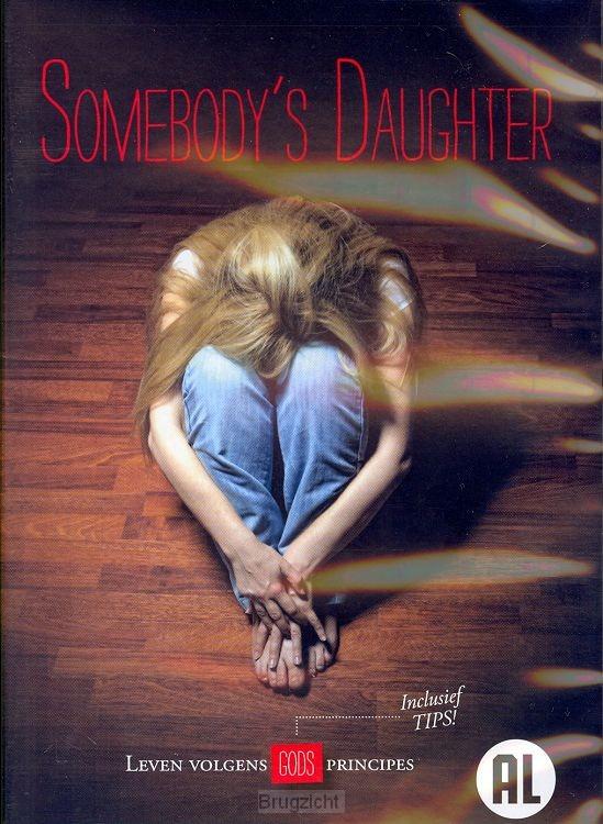 DVD Somebody's daughter