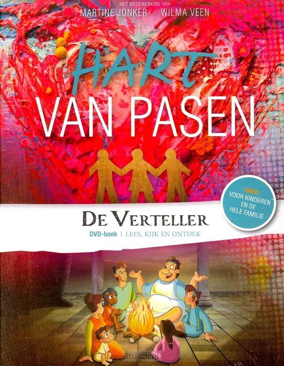 DVD Hart van Pasen 2014  De Verteller
