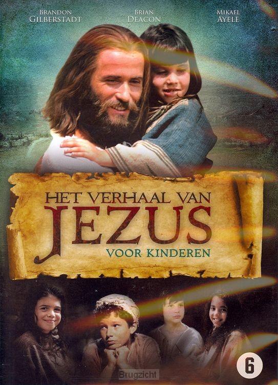 DVD Het verhaal van Jezus voor KINDEREN
