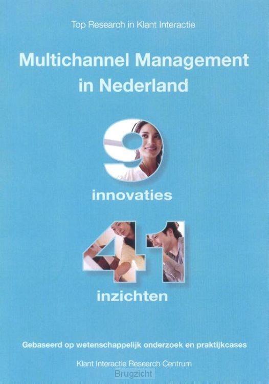 Multichannel management in Nederland