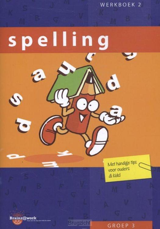Groep 3 / Spelling / Werkboek 2