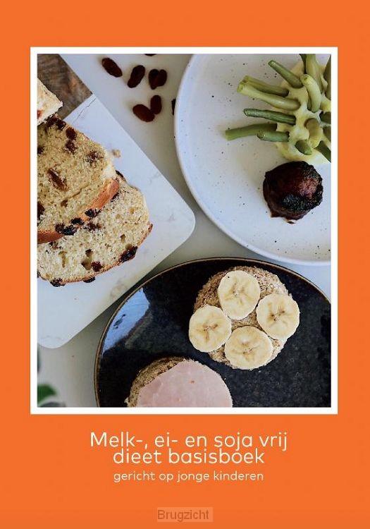 Melk, ei en soja vrij dieet basisboek