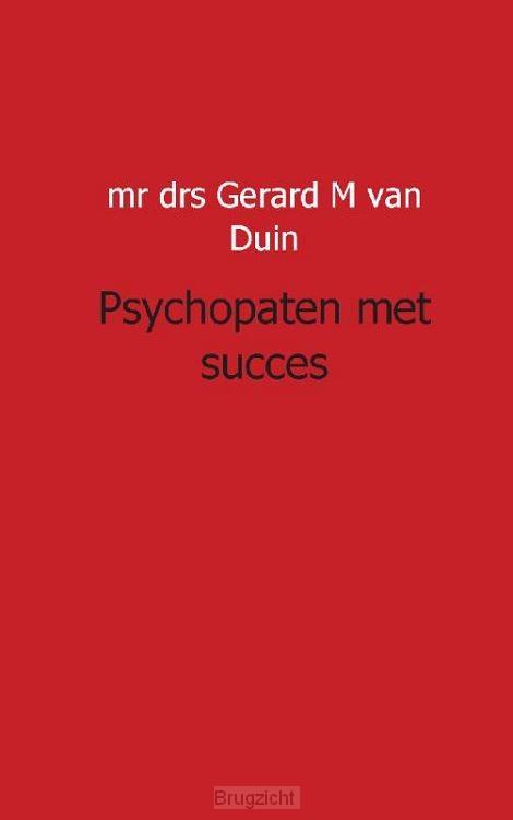 psychopaten met succes