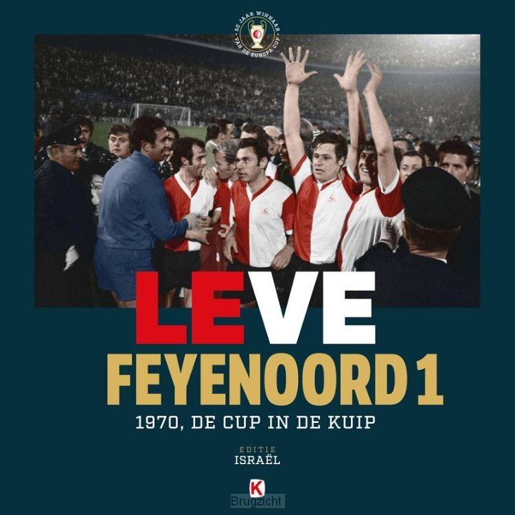 Leve Feyenoord 1 - LUXE [Israel editie]