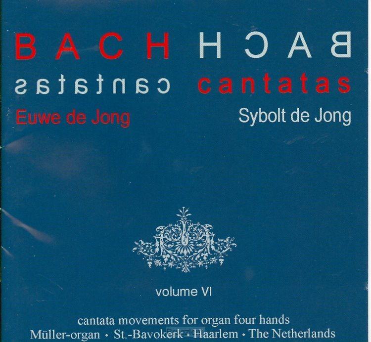 Cantatas - Sybolt de Jong