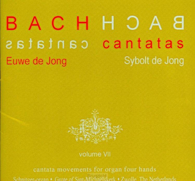 Cantatas vol.7