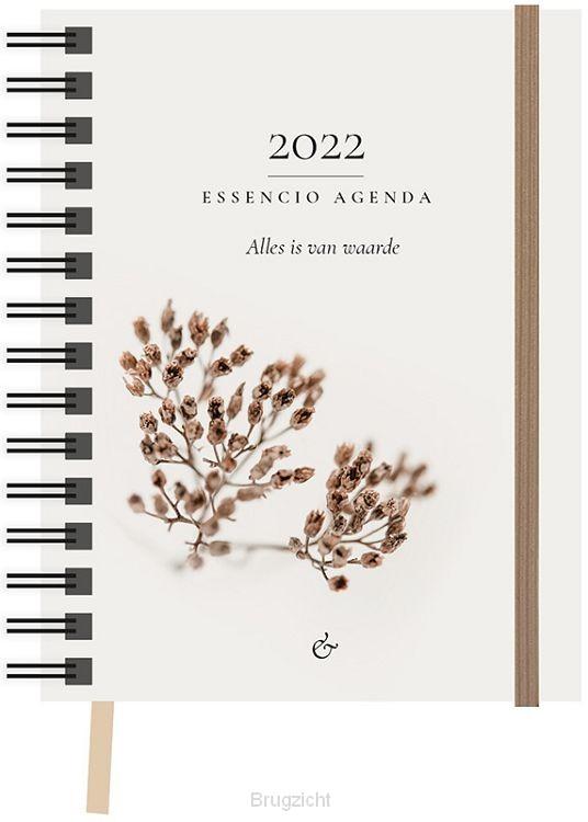 Essencio Agenda 2022 klein