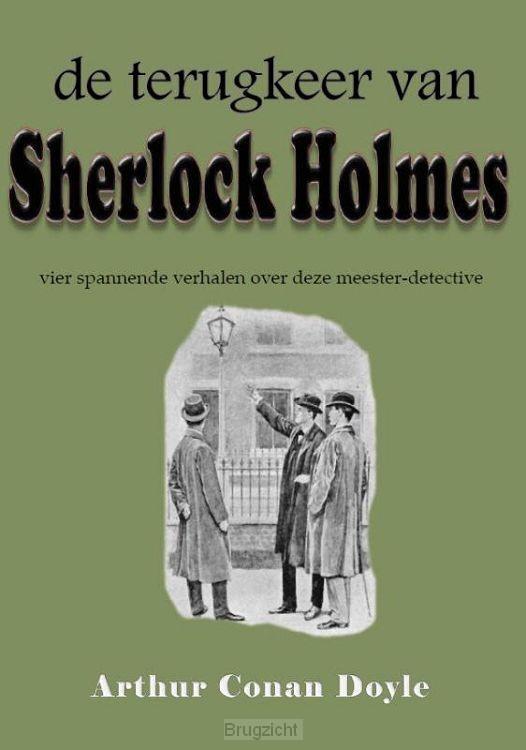 De terugkeer van Sherlock Holmes