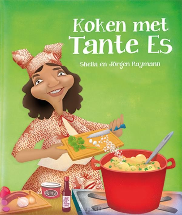 Koken met tante Es