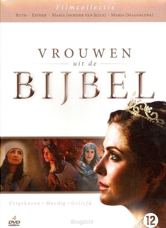 DVD Vrouwen uit de bijbel