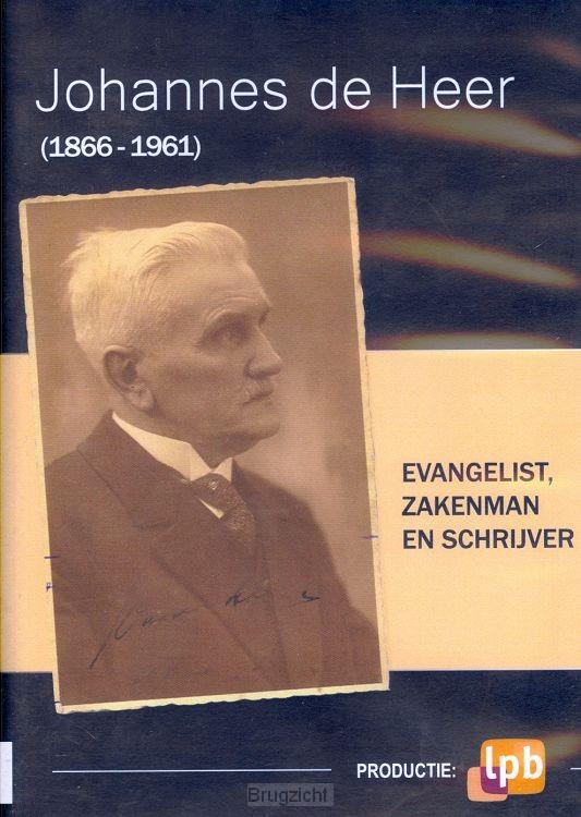 DVD Johannes de Heer docu