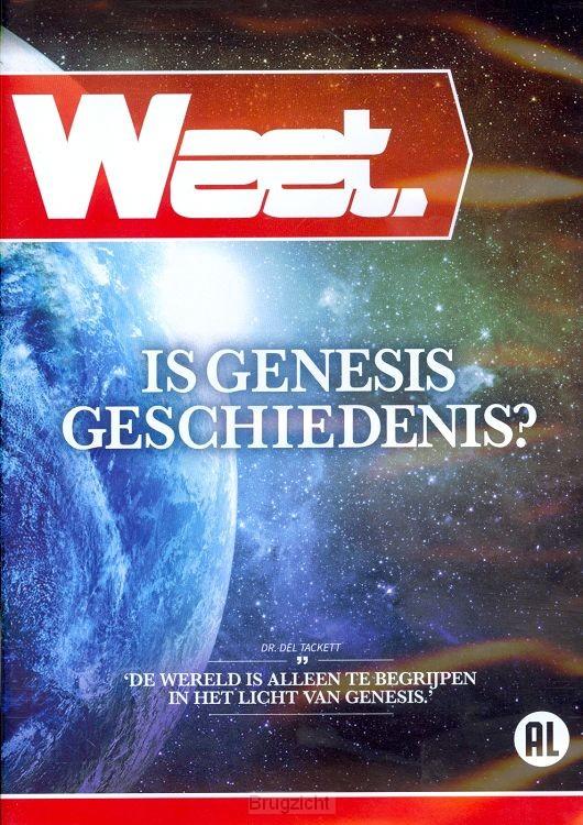 DVD Is Genesis geschiedenis?