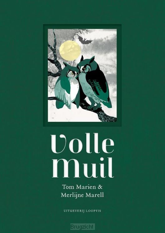 Volle muil