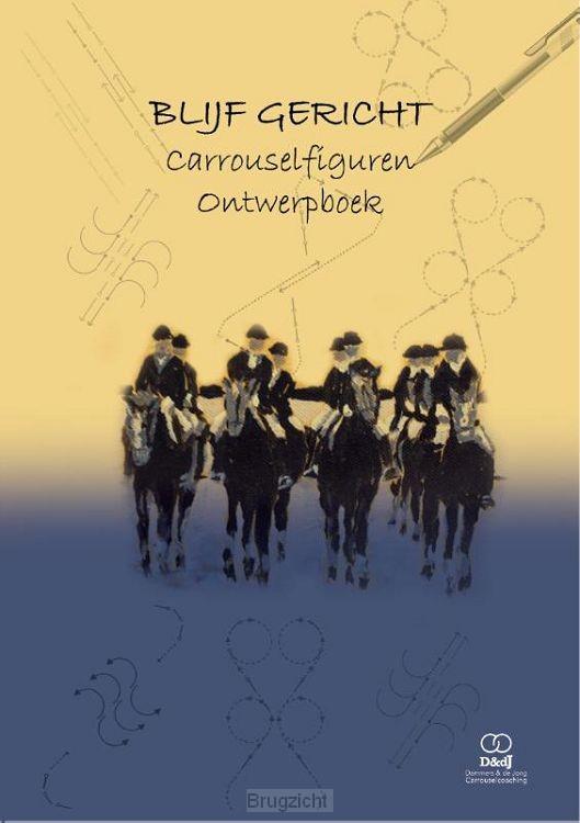 Blijf Gericht - Carrouselfiguren Ontwerpboek