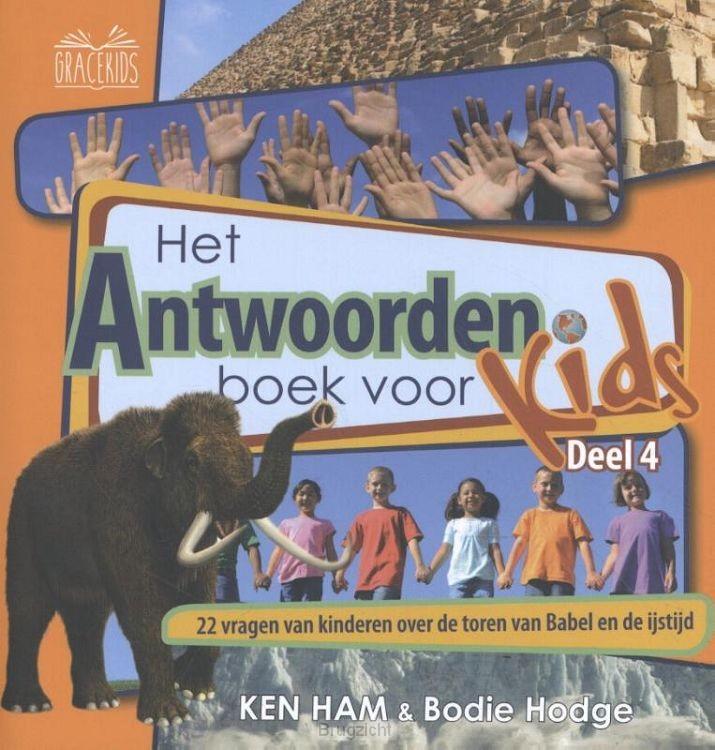 Het antwoordenboek voor Kids / 4