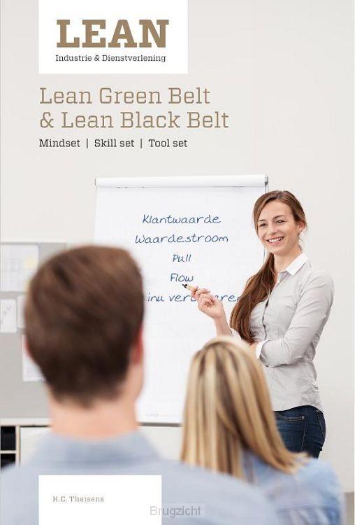 Lean Green Belt, Lean Black Belt