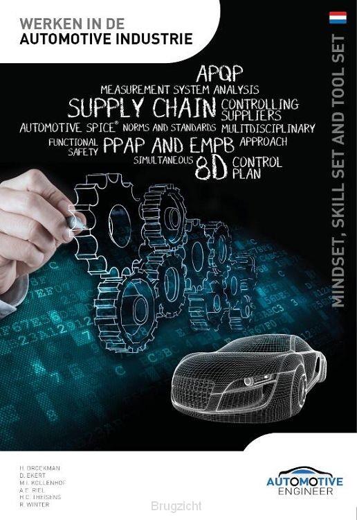 Werken in de automotive industrie