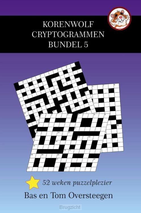 Korenwolf cryptogrammen / Bundel 5