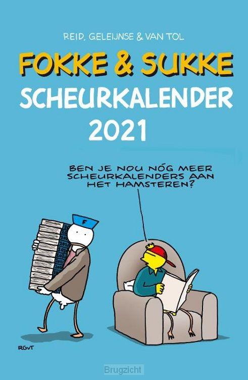 Fokke & Sukke scheurkalender / 2021