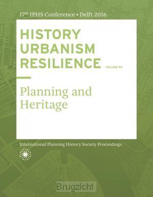 HISTORY URBANISM RESILIENCE VOLUME 04 / Volume 4
