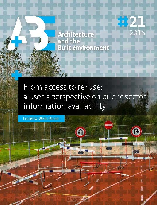 From access to re-use: a user's perspective on public sector information availability