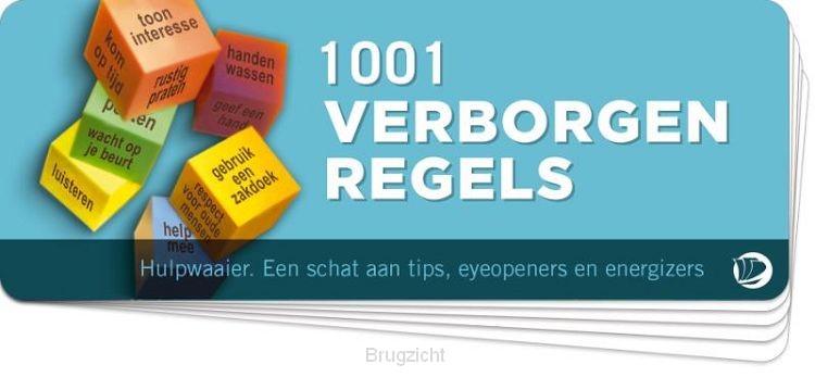 Prikkelarme editie 1001 verborgen regels