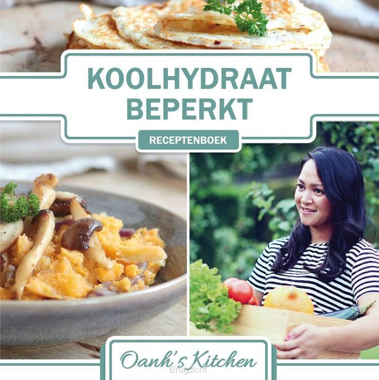 Koolhydraatbeperkt Receptenboek