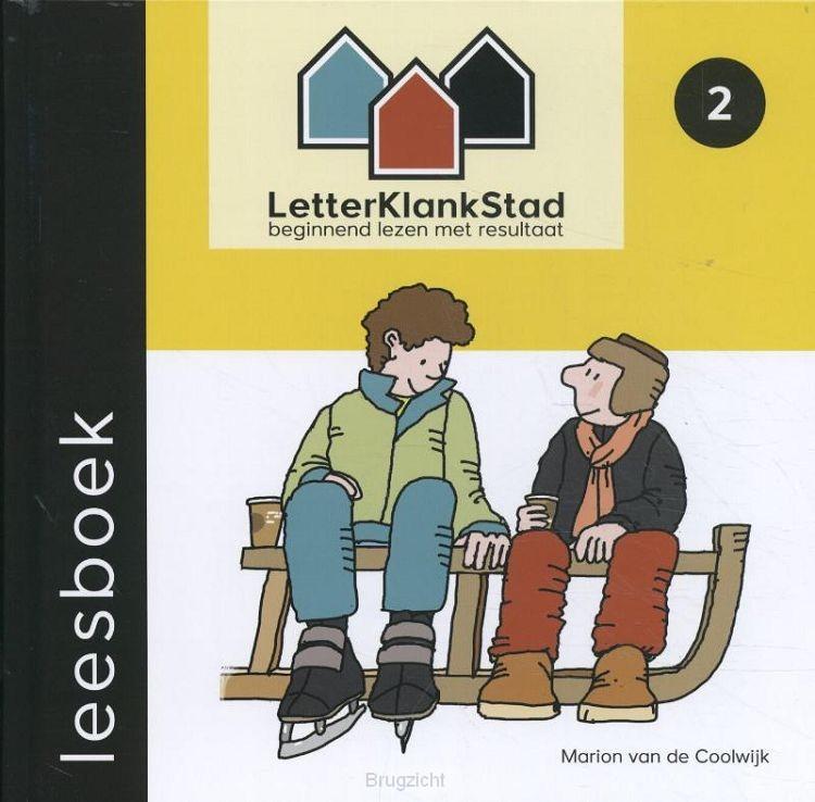 LetterKlankStad / Leesboek 2