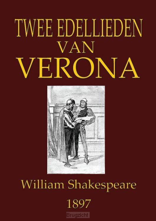 Twee edellieden van Verona