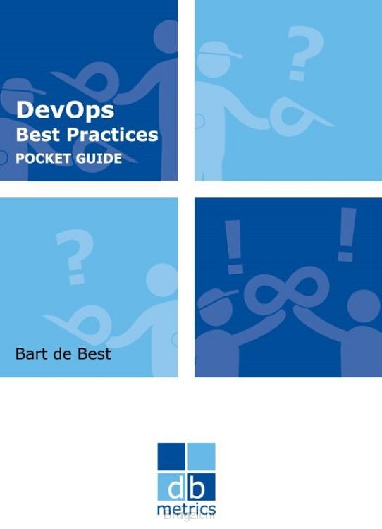DevOps Best Practices Pocket Guide