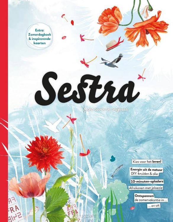 Sestra- Kies voor het leven deze zomer!