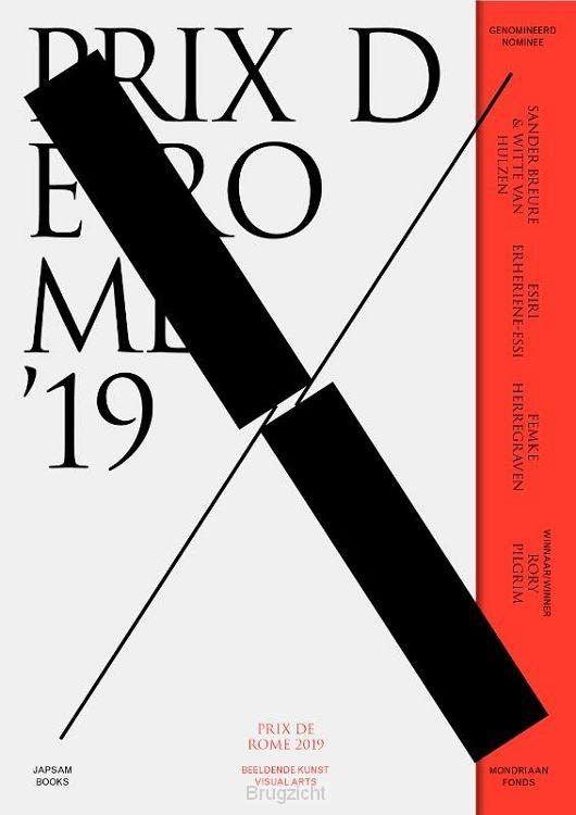 Prix de Rome 2019. Beeldende Kunst / Visual Arts