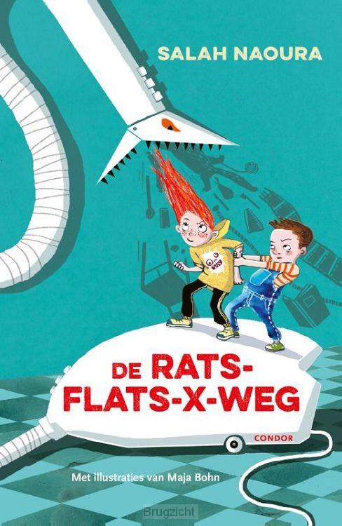 De Rats-flats-x-weg