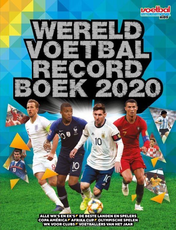 Wereld voetbal recordboek 2020