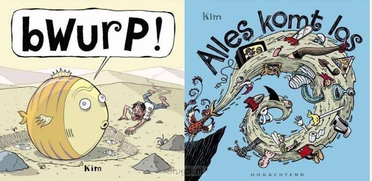 Kim PAKKET Alles Komt Los + Bwurp AA