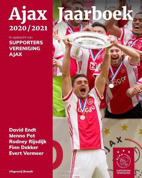 Ajax Jaarboek / 2020/2021