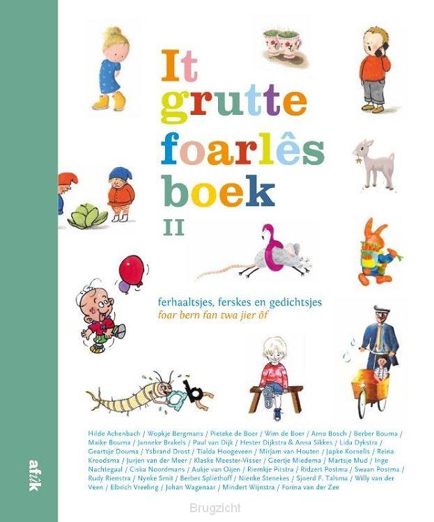 It grutte foarlêsboek II