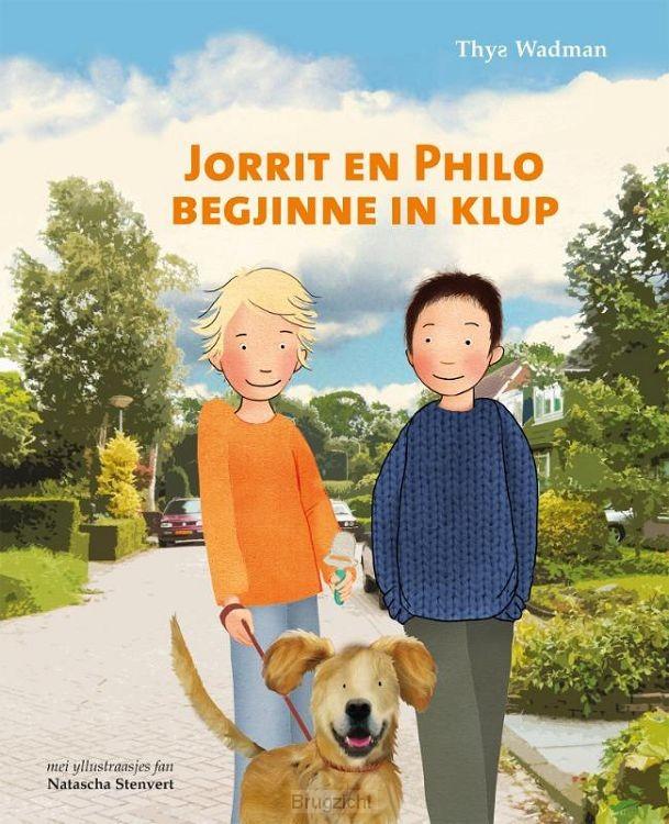 Jorrit & Philo begjinne in klup