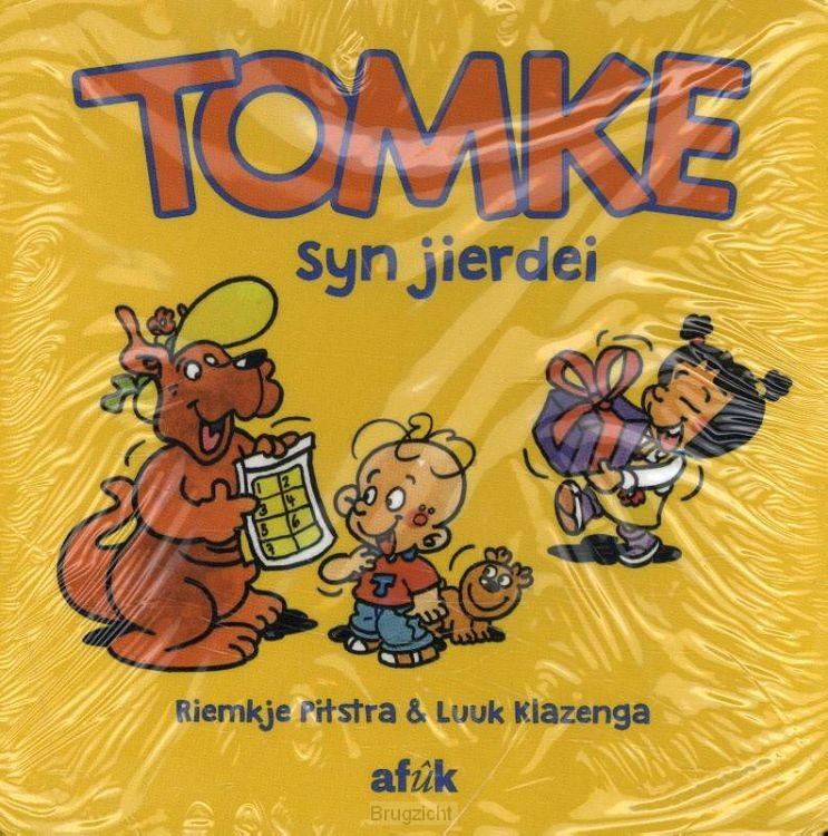 Tomke hat syn jierdei