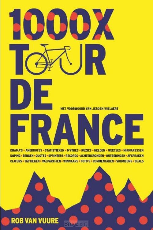1000 maal Tour de France