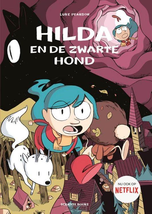Hilda en de zwarte hond / 4