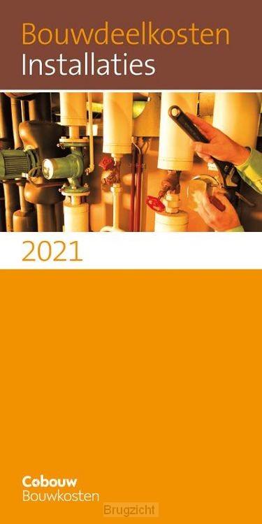 Bouwdeelkosten Installaties 2021
