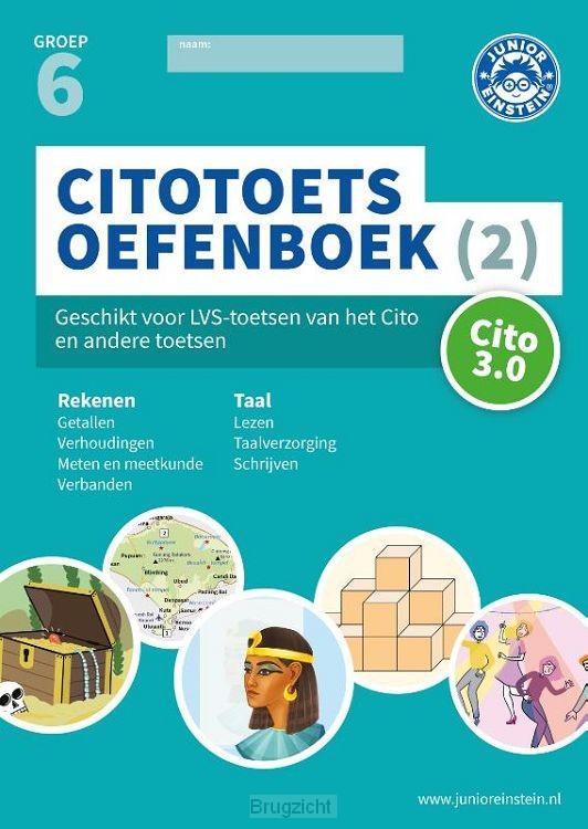 Citotoets Oefenboek groep 6 (2)