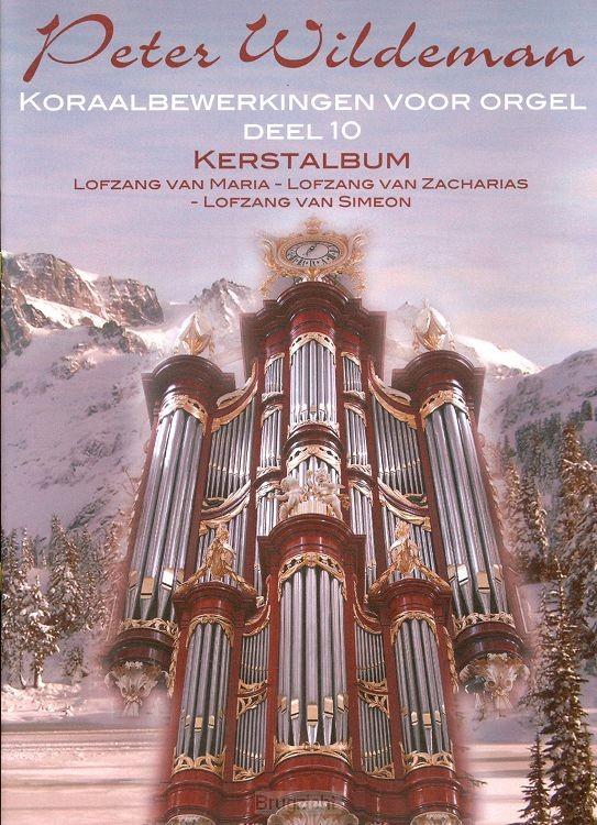 Koraalbewerkingen voor orgel 10 - Kerst