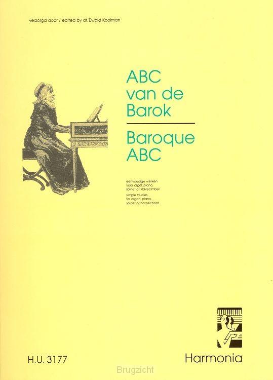 ABC van de barok voor orgel