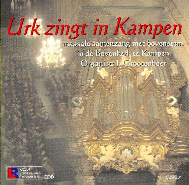 Urk zingt in Kampen