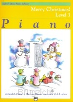 Alfreds basic piano Christmas dl.3